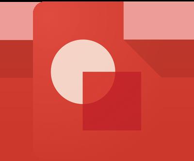 google的icon矢量图 字体有投影