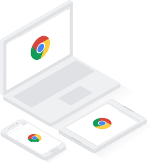 Chrome 适用于所有设备 - Chromebook、Pixel 以及桌面设备。